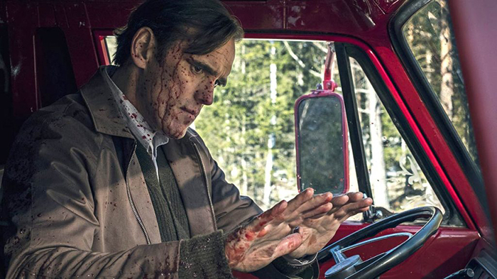 Ator Matt Dillon vive o serial killer do novo filme de Lars Von Trier.