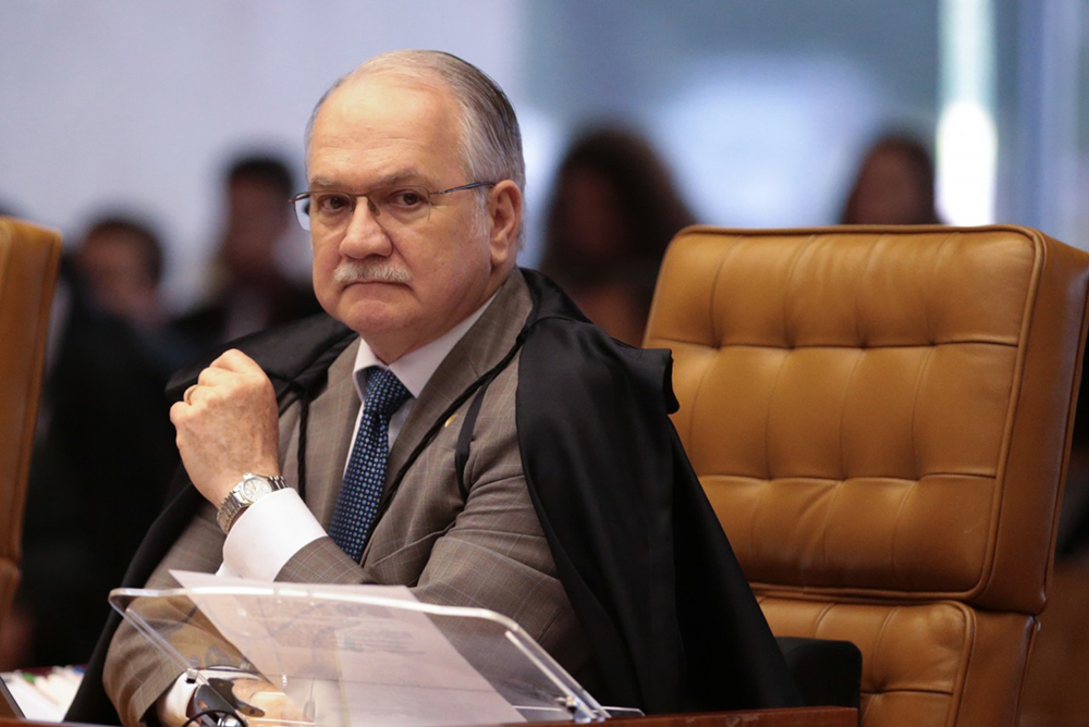Ministro Edson Fachin, do Supremo Tribunal Federal (STF).