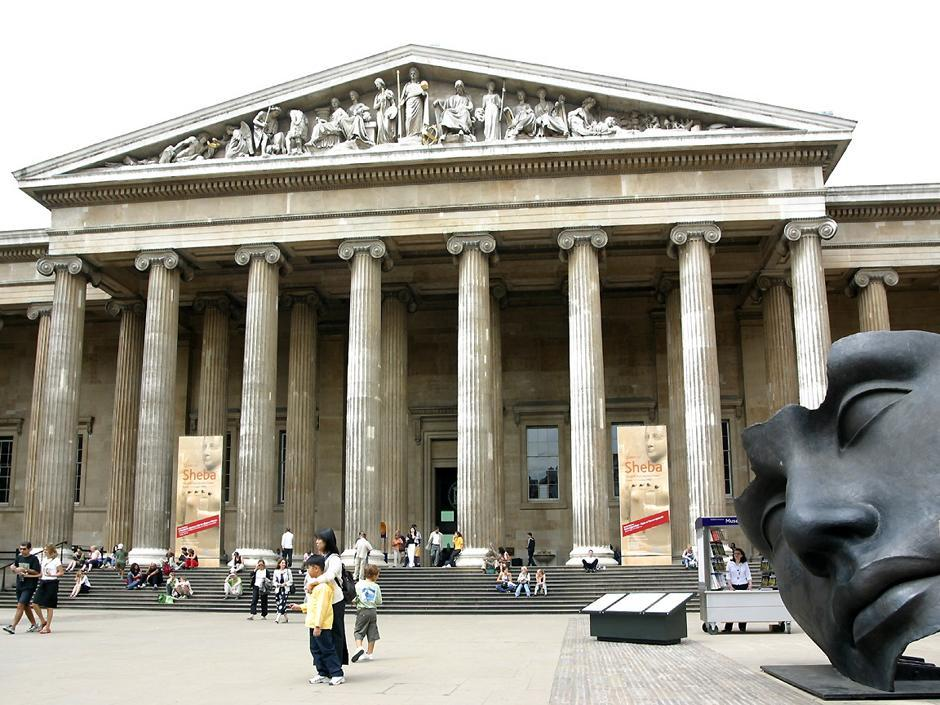 The British Museum, Londres