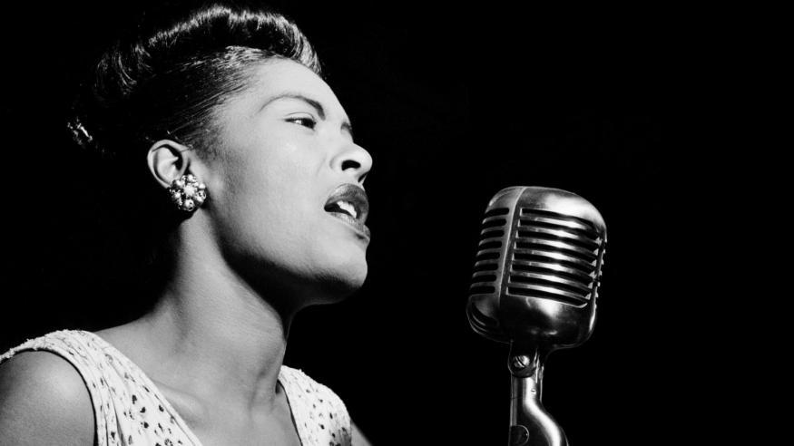 Billie Holiday: a grande voz do jazz se foi com 70 centavos no bolso.